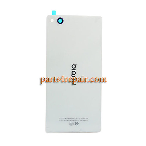 Back Cover for ZTE Nubia Z9 Max -White