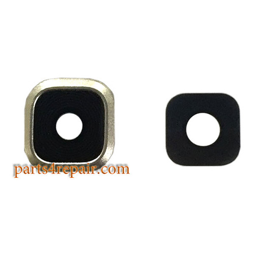 Camera Cover & Lens for Samsung Galaxy A5 (2016) -Gold