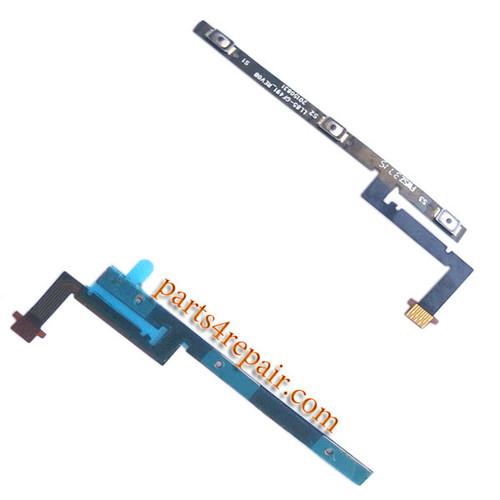 Side Key Flex Cable for Letv Le 1S X500