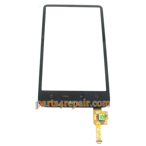 HTC Desire HD Touch Screen from www.parts4repair.com