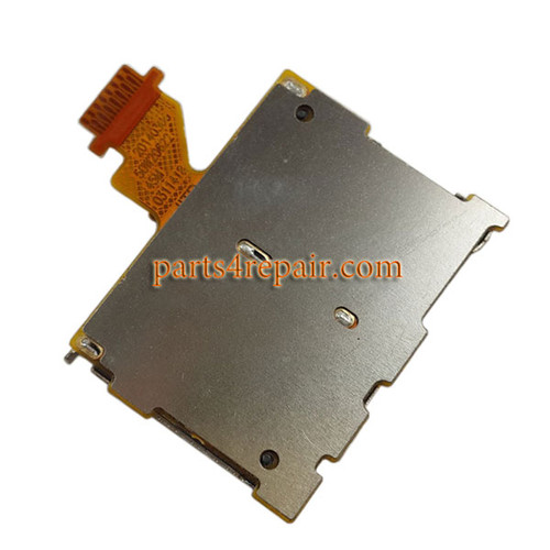 We can offer Dual SIM Connector Flex Cable for HTC One M8