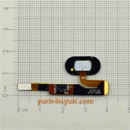 Fingerprint Sensor Flex Cable for Meizu Pro 6