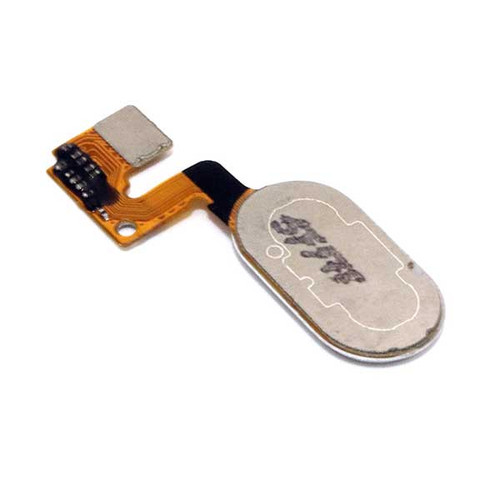 Home Button Flex Cable for Meizu M3 Note (Meizu Blue Charm Note3) L681H -Silver