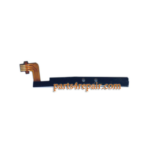 Volume Flex Cable for HTC One SV from www.parrts4repair.com