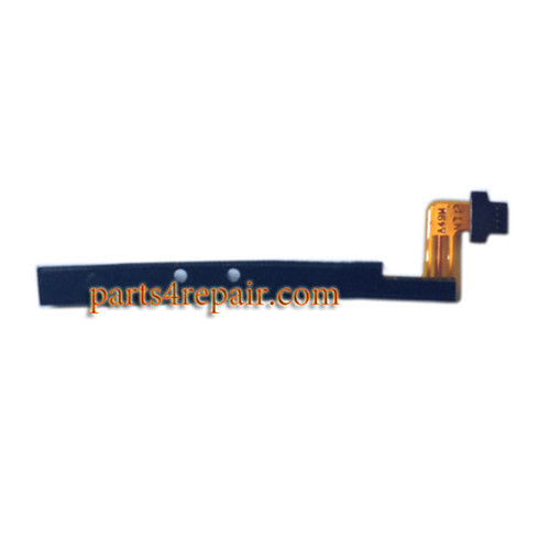 HTC One SV volume flex cable