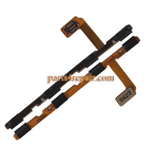 Side Key Flex Cable for Huawei Honor V8