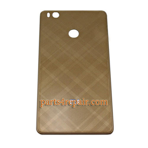 Back Cover Plastic with Buckle for Xiaomi Mi 4s -Gold
