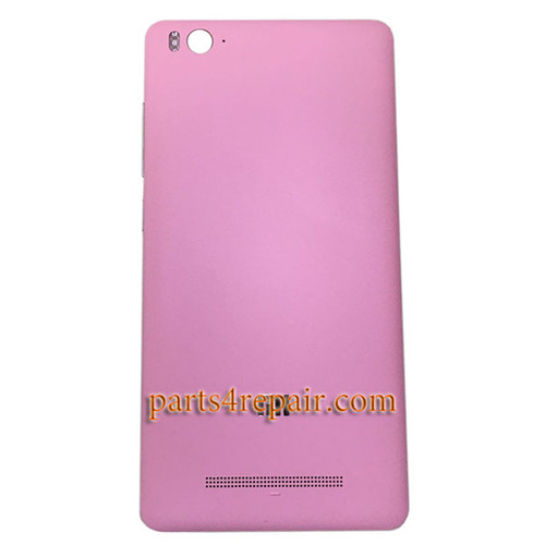 Back Cover with Side Keys for Xiaomi Mi 4c 4i -Pink