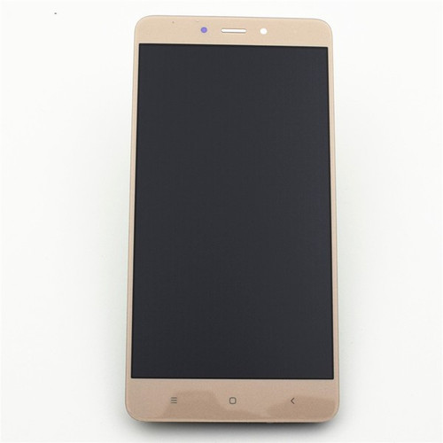Complete Screen Assembly for Xiaomi Redmi Note 4 MTK/ 4X 4GB MTK  -Gold