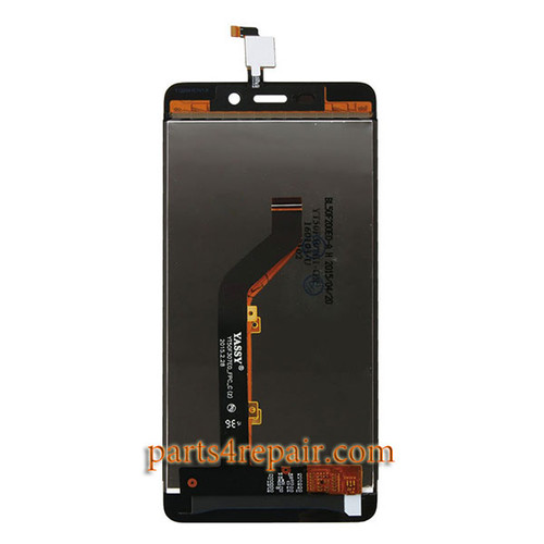 ZTE Blade A452 LCD Screen and Digitizer Assembly