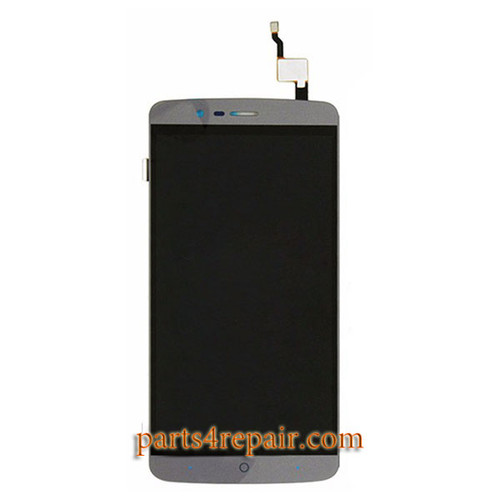 Complete Screen Assembly for Elephone P8000 -Black