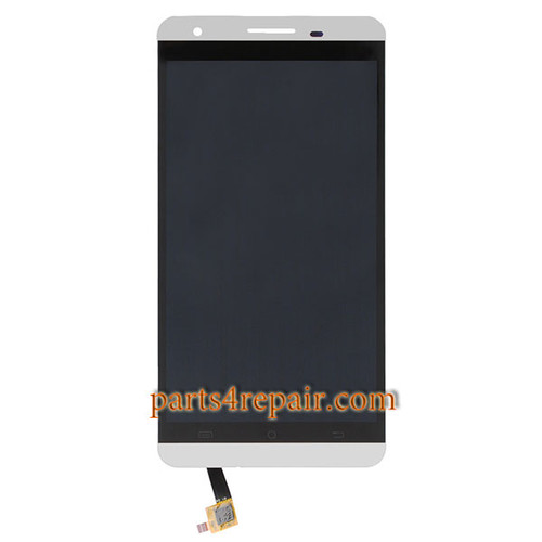 Complete Screen Assembly for CUBOT X15 -White