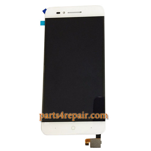 Complete Screen Assembly for ZTE Blade A610 from www.parts4repair.com