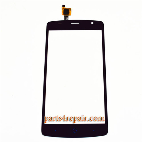 Touch Screen Digitizer for ZTE Blade L5 Plus -Black