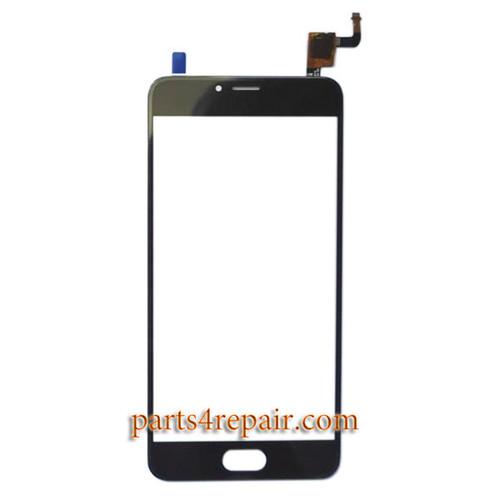 "Touch Screen Digitizer for Meizu M5 5.2"" -Black"