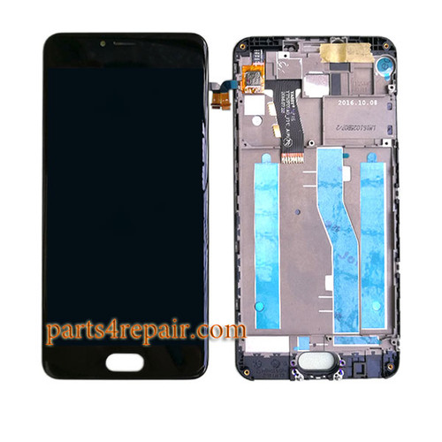Complete Screen Assembly for Meizu m5 from www.parts4repair.com