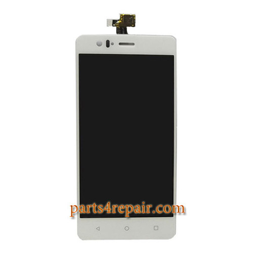 Complete Screen Assembly for BQ Aquaris M5 -White