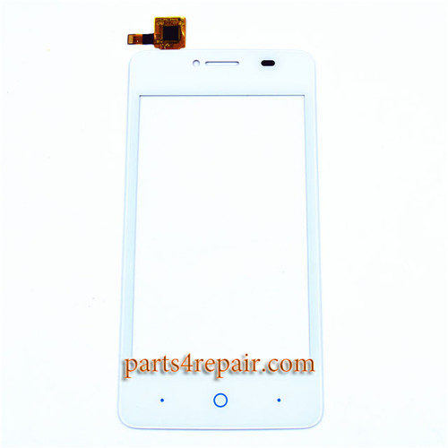 Touch Screen Digitizer for ZTE Blade AF3 T221 -White