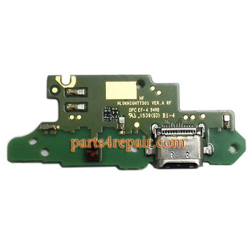 Dock Charging PCB Board for Huawei Honor V8 from www.parts4repair.com