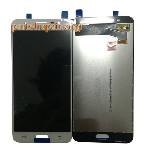 Complete Screen Assembly for Samsung Galaxy On7 (2016) G6100 -White