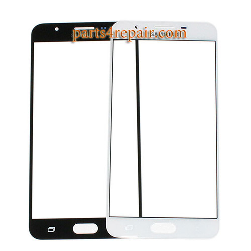 Front Glass OEM for Samsung Galaxy On7 (2016) -Black