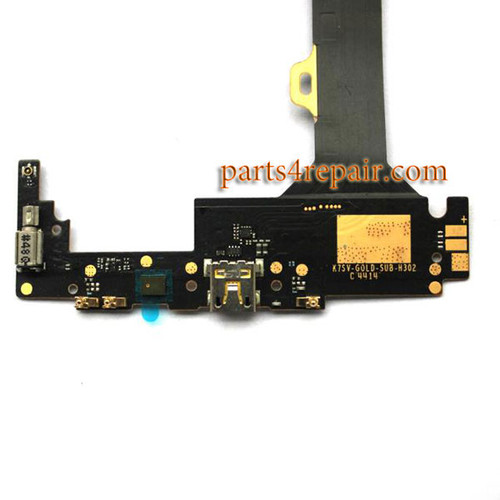 Charging Port Flex Cable for Lenovo Vibe Z2 Pro K920