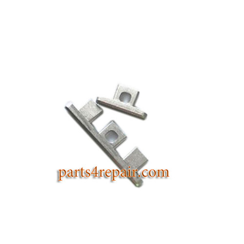Power Button & Volume Button for Motorola Moto X2 from www.parts4repair.com