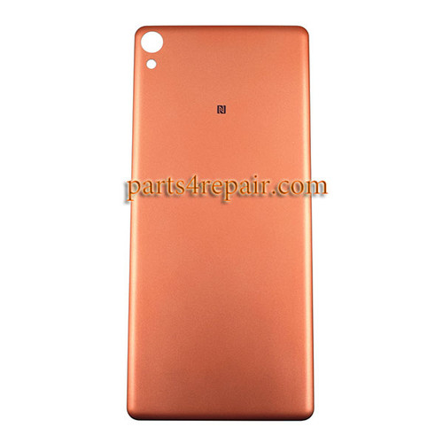 Back Cover for Sony Xperia XA F3116 -Rose Gold
