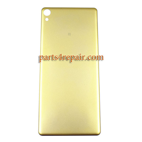 Back Cover for Sony Xperia XA F3116 -Lime Gold