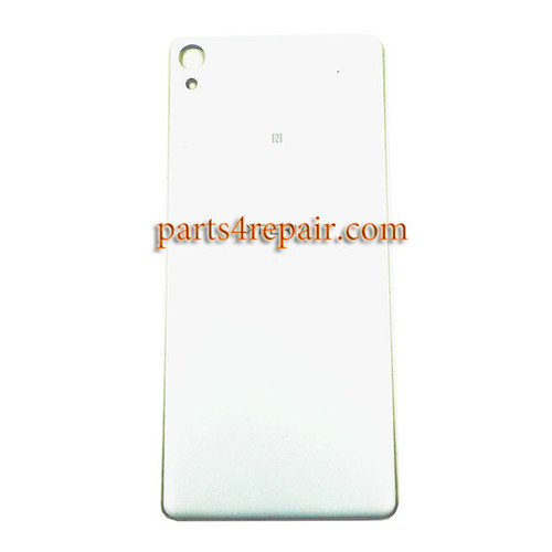 Back Cover for Sony Xperia XA F3116 -White
