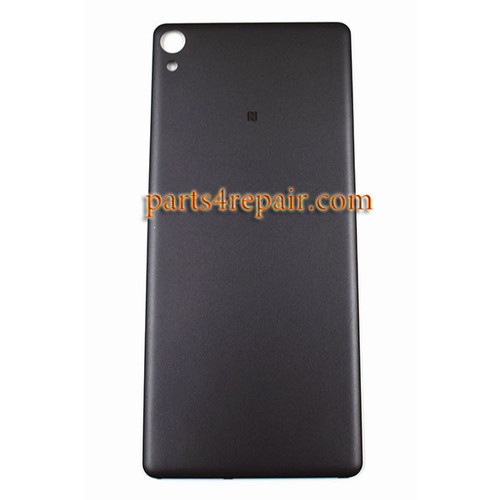 Back Cover for Sony Xperia XA F3116 -Black