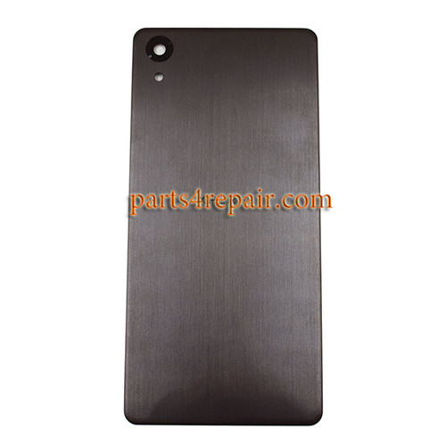 Back Cover for Sony Xperia X Performance -Graphite Black
