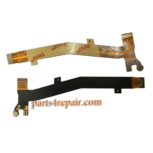 Motherboard Connector Flex Cable for Lenovo P70 from www.parts4repair.com