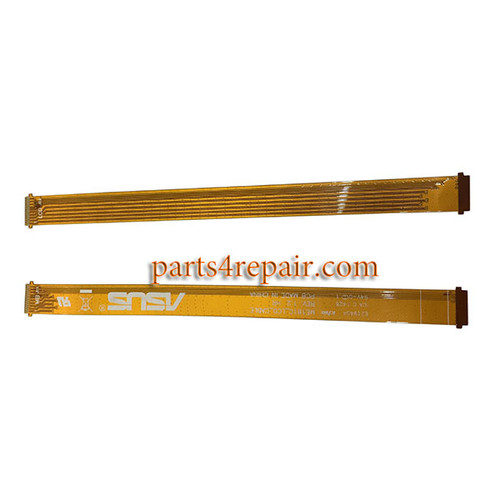 LCD Connector Flex Cable for Asus Memo Pad 8 ME181C