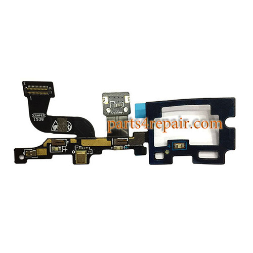 Dock Charging Flex Cable for ZTE Nubia My Prague NX513J