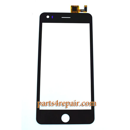Touch Screen Digitizer for Elephone P6i -Black