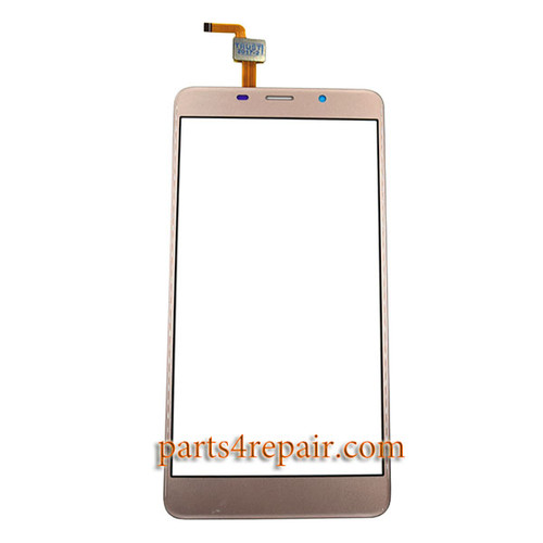 Touch Screen Digitizer for Leagoo M8 -Gold
