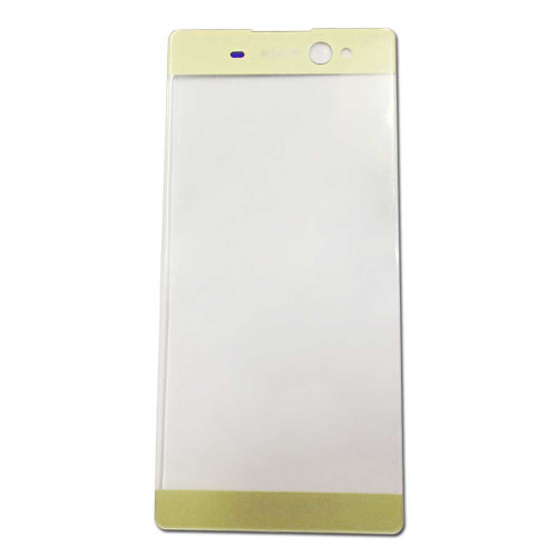 Front Glass OEM for Sony Xperia XA Ultra (C6 Ultra) -Lime Gold