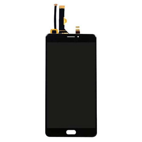 Complete Screen Assembly for Meizu M3 Max -Black