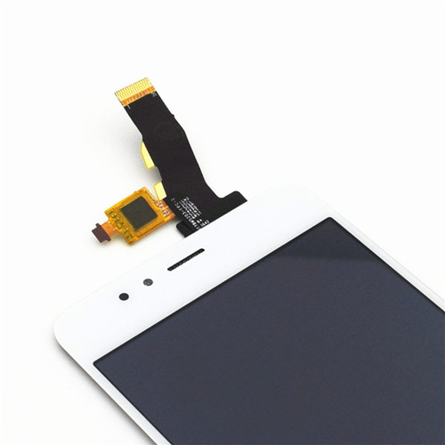Complete Screen Assembly for Meizu M5s -White