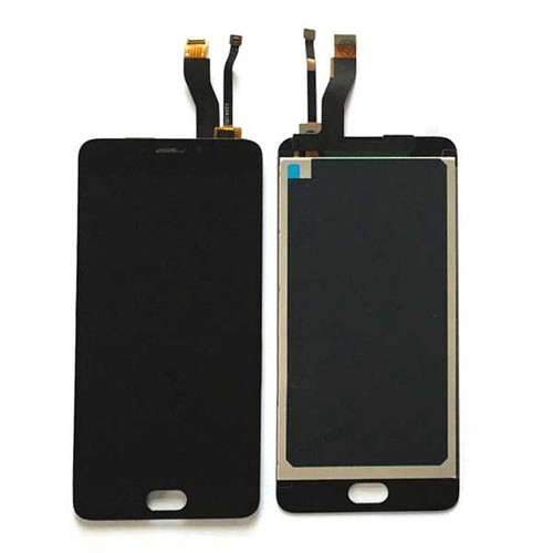 Complete Screen Assembly for Meizu M5 Note (Note 5) -Black
