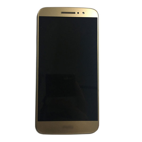Complete Screen Assembly for Motorola Moto M XT1662 from www.parts4repair.com