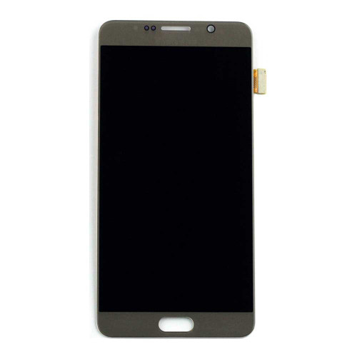 Complete Screen Assembly for Samsung Galaxy Note 5 from www.parts4repair.com