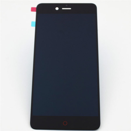 Complete Screen Assembly for ZTE Nubia Z11 mini S NX549J -Black from www.parts4repair.com