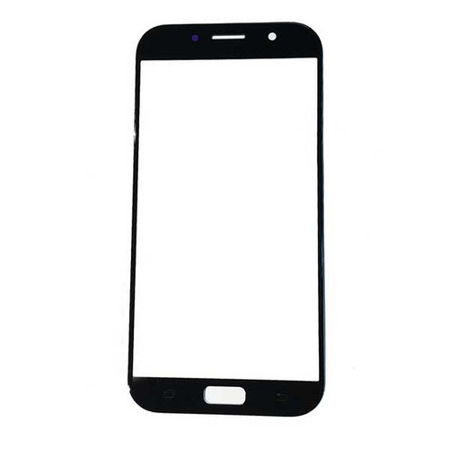 Front Glass for Samsung Galaxy A7 2017 A720 -Black
