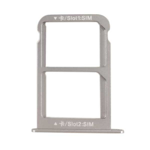 SIM Tray for Huawei Mate 9 Pro -Silver