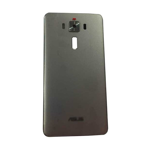 Back Housing with Side Keys for Asus Zenfone 3 Deluxe ZS570KL -Silver
