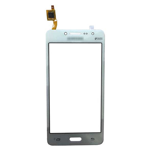 "Touch Screen Digitizer with ""Duos"" for Samsung Galaxy J2 Prime G532 -White"