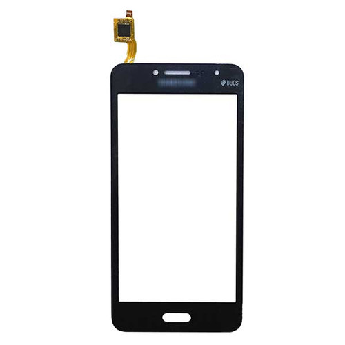 "Touch Screen Digitizer with ""Duos"" for Samsung Galaxy J2 Prime G532 -Black"