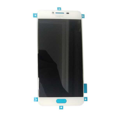 Complete Screen Assembly for Samsung Galaxy C5 -White